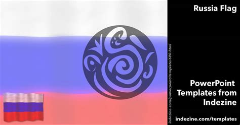 Russian flag template costumepartyrun powerpoint templates russia image collections powerpoint toneelgroepblik Images