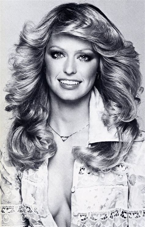 Breaking news, relationship updates, hairstyle inspo, fashion trends, and more direct to your inbox! Trendsetter   1970s hairstyles, Farrah fawcett, Beauty icons