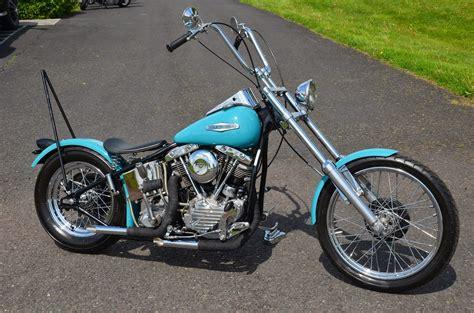 Harley Davidson Shovelhead 70 Chopper