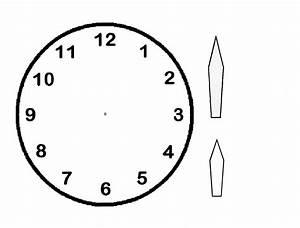 Uhr Zum Hinstellen : kinderuhr aus papier basteln spielerisch die zeit entdecken ~ Michelbontemps.com Haus und Dekorationen