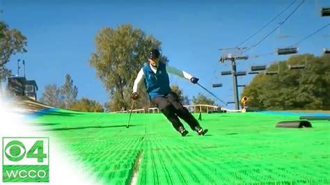 ski buck hills synthetic slopes youtube