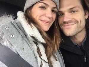 Jared Padalecki and wife Genevieve Cortese Padalecki have ...