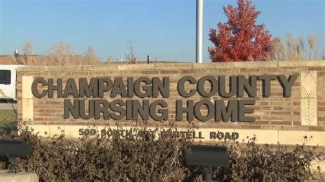 Will Selling The Champaign County Nursing Home Save It?