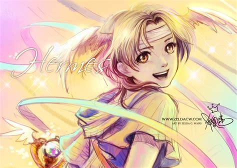 Moonless God Anime Mobile Caduceus Power Make Up By Zeldacw On Deviantart