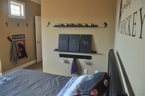 Best 25+ Boys Hockey Bedroom Ideas On Pinterest