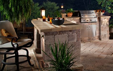 bbq outdoor kitchen islands backyard bbq island ideas imgarcade com image arcade