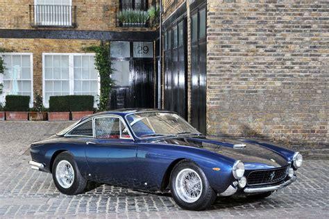 1963 Ferrari 250 GT/L 'Lusso' | Cars for sale | FISKENS