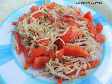 soja cuisine recettes de salade chinoise