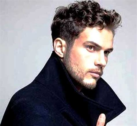 10 Good Haircuts for Curly Hair Men   Mens Hairstyles 2017