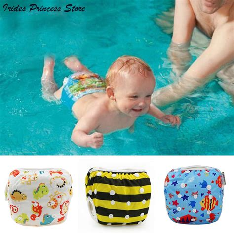 unisex  size waterproof adjustable swim diaper pool
