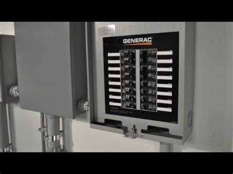 Generac Power Systems - Automatic Transfer Switch Kits for ...