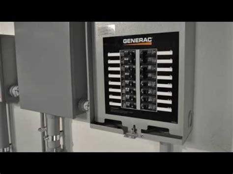 generacs   circuit weatherproof automatic transfer