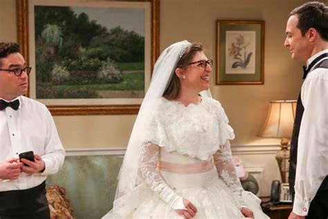 The Big Bang Theory Amy And Sheldon Tie The Knot. Hairstyles For Halter Wedding Dresses. Disney Wedding Dress Shop. Cheap Wedding Dresses Norfolk. Medieval Wedding Dresses Plus Size. Wedding Dresses 2016 Cheap. Wedding Dresses With Sleeves For Older Brides. Wedding Dresses In Blush Pink. Vintage Wedding Dresses In Los Angeles