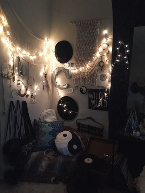 room ideas goth and punk on pinterest