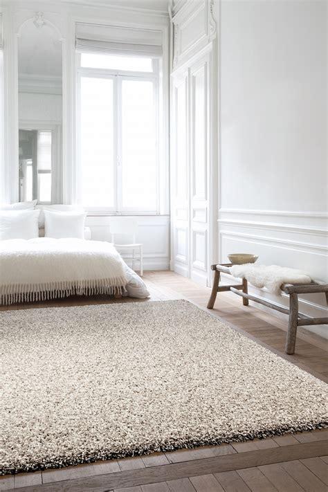 teppich hochflor beige hochflor shaggy teppich twilight 2211 weiss beige raum quadrat fashion your room der