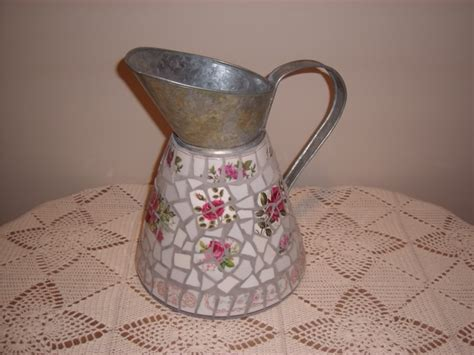 39 s parade pitcher 36 best images about mosaic water pitcher on