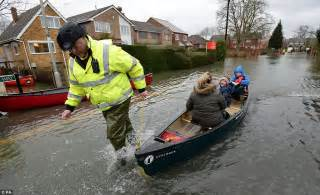 Severe UK weather sees thousands more homes at risk of