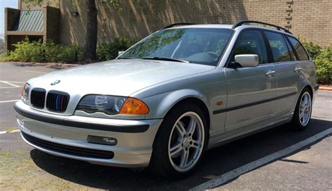S54powered 2001 Bmw 325i Wagon For Sale On Bat Auctions
