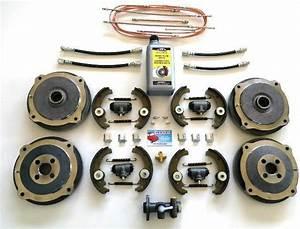 Kit Completo Impianto Freni Fiat 500 F L