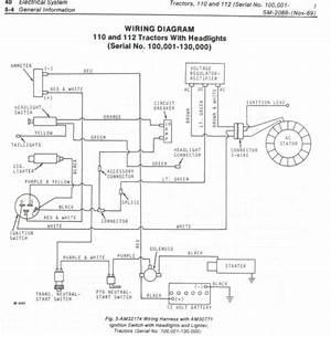 1971 John Deere 112 Wiring Diagram 25839 Netsonda Es