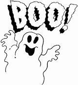 Ghost Coloring Printable sketch template