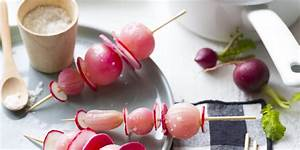 Idée Brochette Apéro : recette pour l 39 ap ritif des brochettes de radis marie ~ Melissatoandfro.com Idées de Décoration