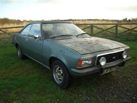 Opel Commodore by Take To The Road Ebay Find 1976 Opel Commodore Gs 2800