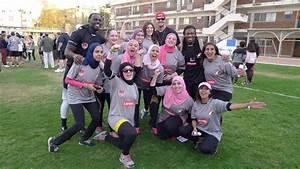 Cairo's First All-Female American Football Team