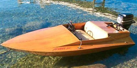homemade mini speed boat plans john scalzo sculling