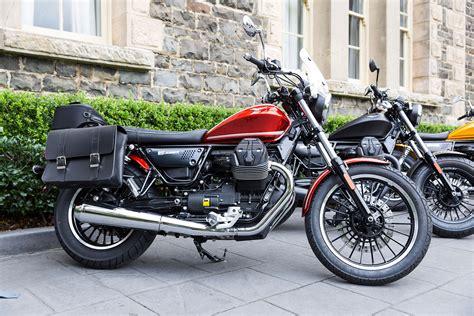 Moto Guzzi V9 Roamer Image by Moto Guzzi V9 Roamer V9 Bobber Review Hey Gents
