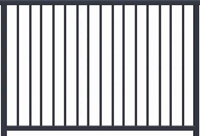 Aluminum Fence Fencing Installation Fences Transparent Pngio