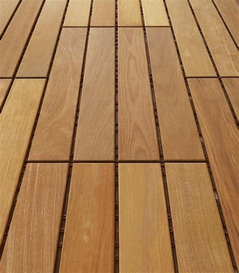 Ipe Deck Tiles This House by Flexdeck Interlocking Deck Tiles Copacabana Ipe Chagne
