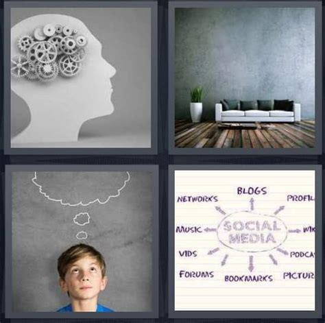 pics  word answer  brain psychologist