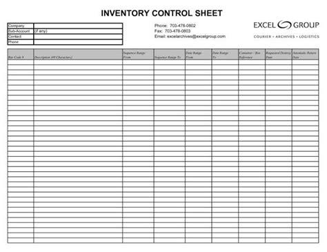 computer inventory templates  excel excel