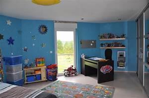 couleur peinture chambre garcon With couleur chambre garcon 6 ans