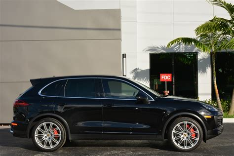 Launched in 2007, the cayenne gts's mission has always been to please driving diehards, for whom performance is of utmost importance. Used 2016 Porsche Cayenne Turbo For Sale ($67,900 ...