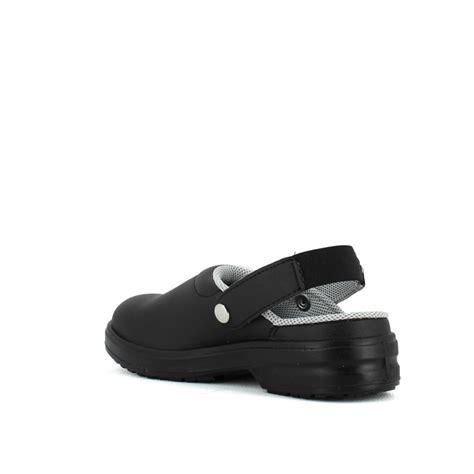 chaussure de securite de cuisine pas cher sabot de cuisine noir pas cher homme et femme à 36 95 ht