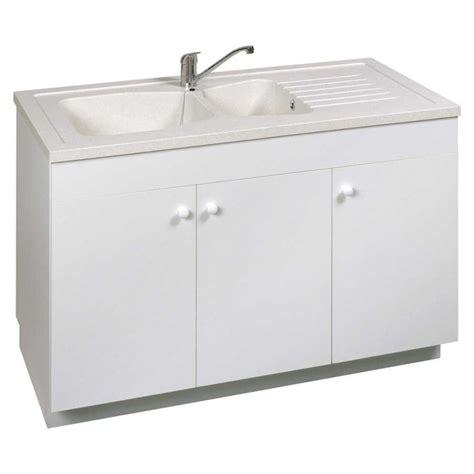 meuble sous evier cuisine evier buanderie avec meuble sous cuisine inspirations et