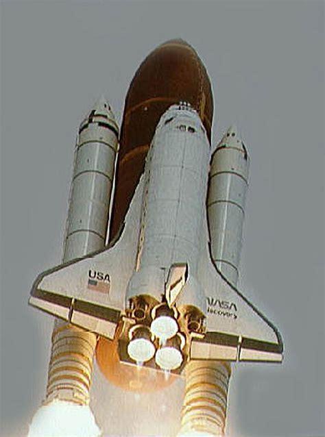 launch  space shuttle   deployment   nasaesa