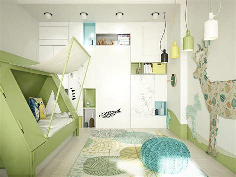 18 Kids Bedroom Lighting Designs Ideas Design Trends