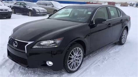 lexus black 2015 new black on flaxen 2015 lexus gs 350 awd luxury package