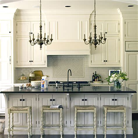 white kitchen light fixtures kitchen lighting ideas southern living