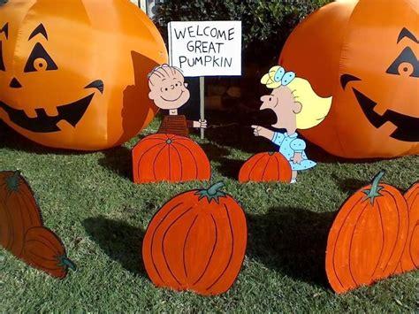 Halloween Forum Peanuts Halloween Party Charlie Brown