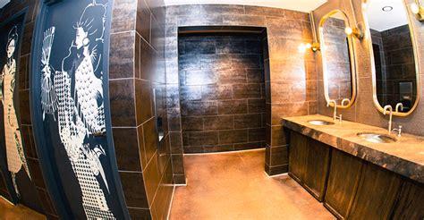 designing unisex bathrooms   restaurant