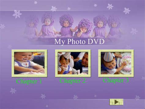 Dvd Menu Templates by Free Dvd Menu Templates Make A Professional Dvd Menu