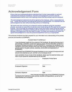 Anti Discrimination Policy Template Employee Handbook Template Apple IWork Pages Numbers