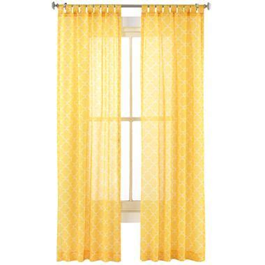 Jcpenney Orange Sheer Curtains by Pin By Tile Studio On Outside Seattle Orange And