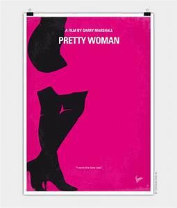 No307 My Pretty Woman minimal movie poster - CHUNGKONG