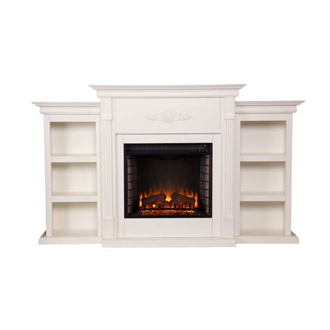 tennyson bookcase electric fireplace best freestanding white electric fireplace review in 2017