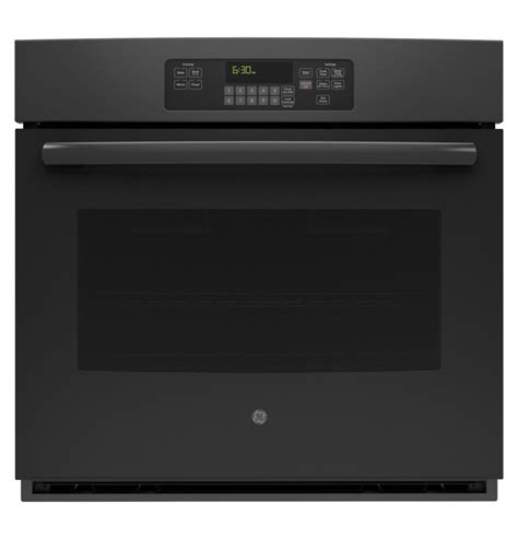 Ge 50 Cu Ft 30inch Electric Selfcleaning Single Wall